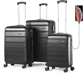 8d0b96e85a36 Amazon.com: $100 to $200 - Luggage Sets / Luggage: Clothing, Shoes ...
