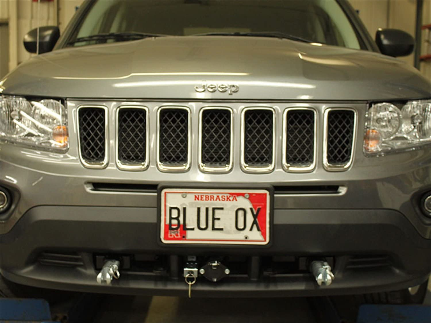Blue Ox BX1132 Now on Lowest price challenge sale Baseplate for Compass Jeep
