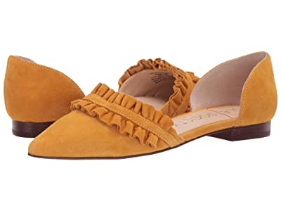 SOLE / SOCIETY Rosalind (Rusted Gold Kid Suede) Women
