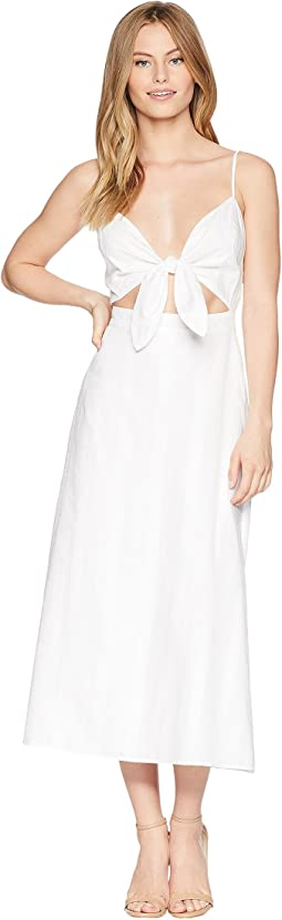 Moby Tie Maxi Dress