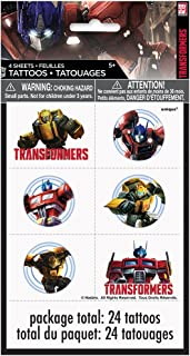Transformers Temporary Tattoos, 24ct
