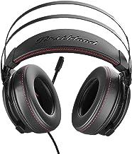 Homyl Fones de Ouvido 3,5 Mm para Jogos com Fio E Microfone para PS4 /