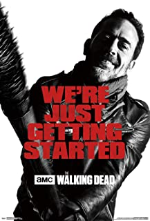 Trends International Walking Dead-Lucille Mount Wall Poster, 22.375