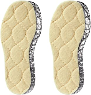 Pedag 1451 Solar Kid's Cold Weather Insole with 3 Layers of Insulation, 2 Count, Little Kid CH 12/13-EU 30/31