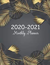 2020-2021 Monthly Planner: 2 Year Calendar 2020-2021 Monthly   24 Months Agenda Planner with Holiday   Academic Schedule Organizer Logbook and Journal ... 8.5x11, 24 Months Jan 2020 to Dec 2021)