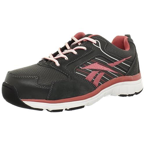 Reebok Work Women s Anomar RB451 Athletic Safety Shoe 4f9de70d8
