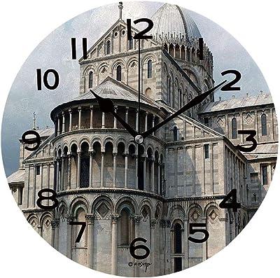 3drose Dpp 75916 2 Austria Vienna Music Hall Philharmonic Orchestra Eu03 Rdu0031 Richard Duval Wall Clock 13 By 13 Inch Home Kitchen