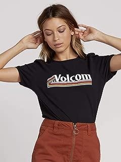 Volcom Keep Goin Ringer Short Sleeve T-Shirt