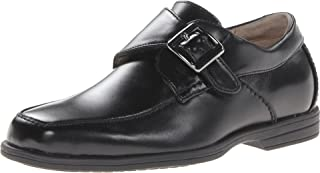 Florsheim Kids Reveal JR MS Monk Strap Uniform Oxford (Little Kid/Big Kid)