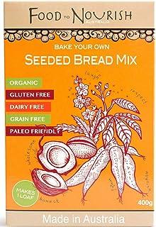 Food to Nourish Food to Nourish Organic Paleo Seeded Bread Mix 400 g
