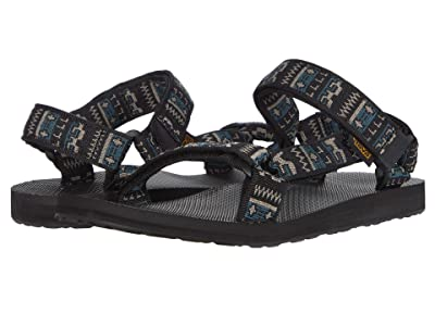 Teva Original Universal (Pottery Black/Taupe) Men