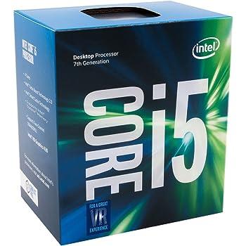 Intel CPU Core i5-7500 3.4GHz 6Mキャッシュ 4コア/4スレッド LGA1151 BX80677I57500 【BOX】【日本正規流通品】