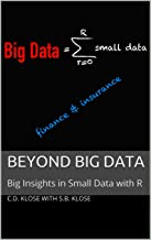 Beyond Big Data: Big Insights in Small Data with R (Finance & Insurance Book 1)