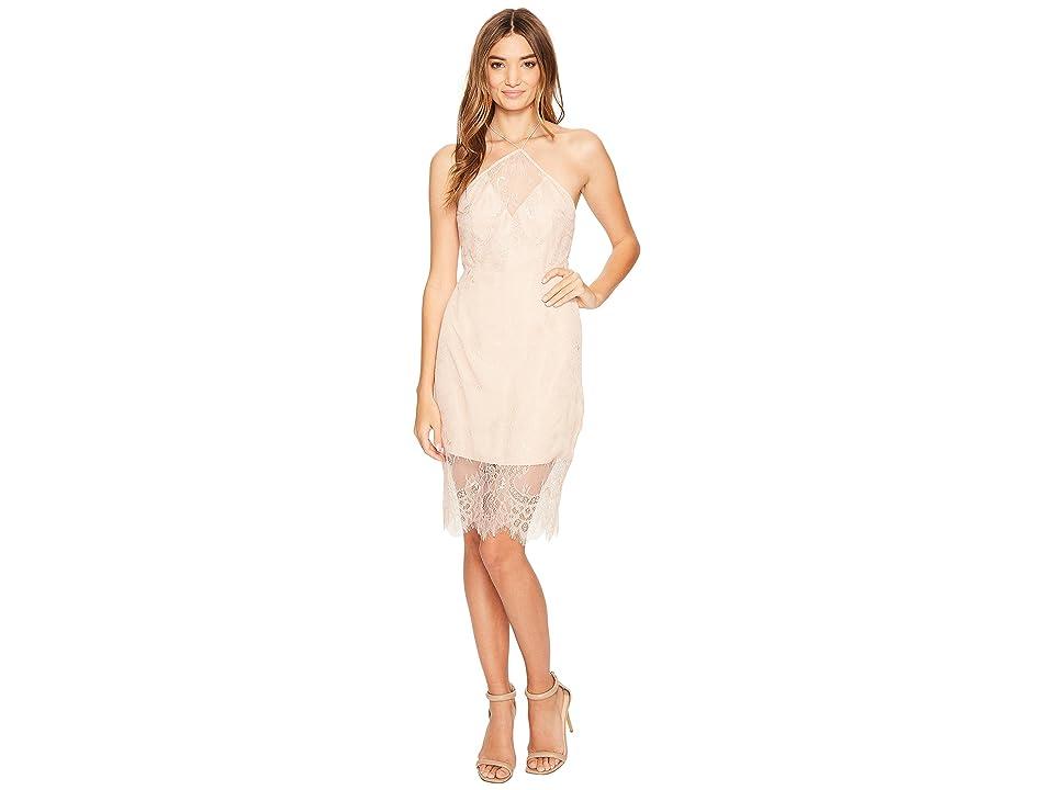 KEEPSAKE THE LABEL Great Love Lace Dress (Rose) Women