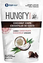Hungry Buddha Probiotic Coconut Chips Cheeky Chocolate 1.4 Oz. (NON - GMO - CERTIFIED VEGAN) 3 Pack!!!!