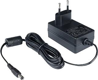 comprar comparacion Poppstar Fuente de alimentación CC de CA 12 V 2 A (2000 mA, 5,5/2,5 mm) - Adaptador de Corriente para Cajas de Disco Duro ...