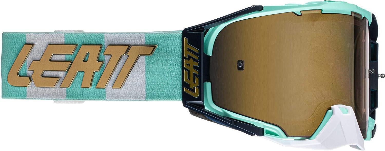 Leatt Velocity 6.5 Iriz African Tiger Lunettes de motocross