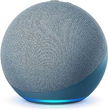 Echo (4th generation)   With premium sound, smart home hub and Alexa   Twilight Blue