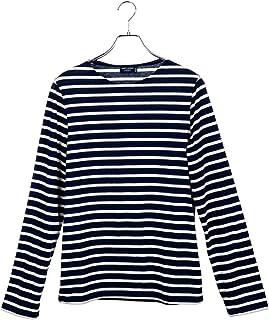セントジェームス MINQUIERS MODERNE 9858 長袖 ボーダー Tシャツ ユニセックス [並行輸入品]