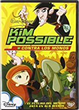 Kim Possible Contra Los Monos (Import Movie) (European Format - Zone 2) (2007) Varios
