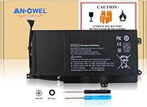 Angwel PX03XL Laptop Battery for HP Envy 14 Touchsmart M6 M6-k K002TX K022DX M6-k022dx M6-k012dx M6-K010DX M6-K015DX M6-K025DX M6-K122DX M6-K125DX M6-K054CA Series - 1 Year Warranty