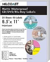 blu ray labels