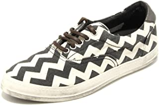 P448 9840G Sneakers Uomo Chevron Scarpe Shoes Men