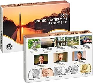 2016 S US Mint Proof Set (16RG) OGP