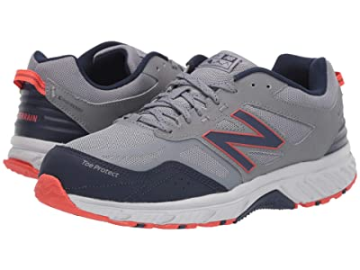 New Balance 510v4 (Gunmetal/Navy) Men