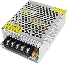 Aiposen 110V/220V AC to DC 24V 2A 48W Switch Power Supply Driver,Power Transformer for CCTV Camera/Security System/LED Strip Light/Radio/Computer Project(24V 2A)