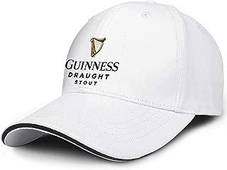 Guinness-Extra-Stout-White- Woman Man Baseball Caps Trucker Hats Summer Hats