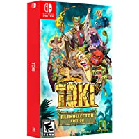 Toki : Retrollector Edition for Nintendo Switch by Microids