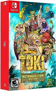 Toki : Retrollector Edition for Nintendo Switch