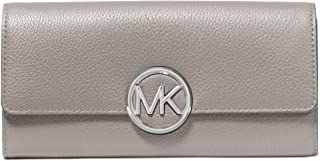 MICHAEL Michael Kors Lillie Large Gusset Leather Carryall Wallet