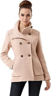 short boucle jacket