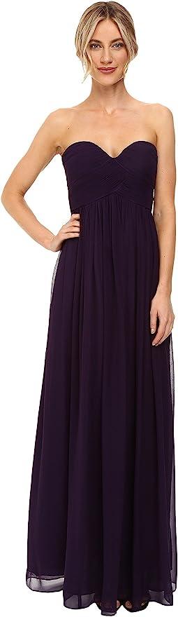 Laura Long Chiffon Gown Dress
