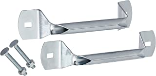 Prime-Line GD 52130 Door Lift Handle, Steel, Galvanized, 6