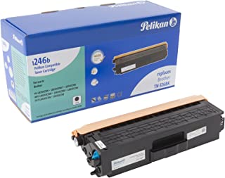 Pelikan Toner ersetzt Brother TN 326BK (passend für Drucker Brother HL L8250 CDN)