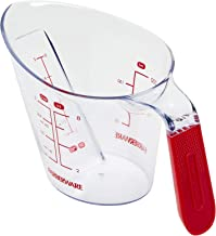 Farberware Pro Angled Measuring Cup, 1, Red
