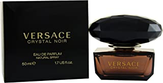 Versace Crystal Noir By Versace For Women. Eau De Parfum Spray 1.7 Ounces