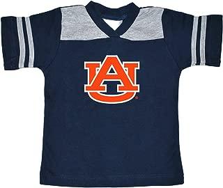 Two Feet Ahead NCAA Auburn Tigers Toddler Boys Football Shirt, Navy, 3