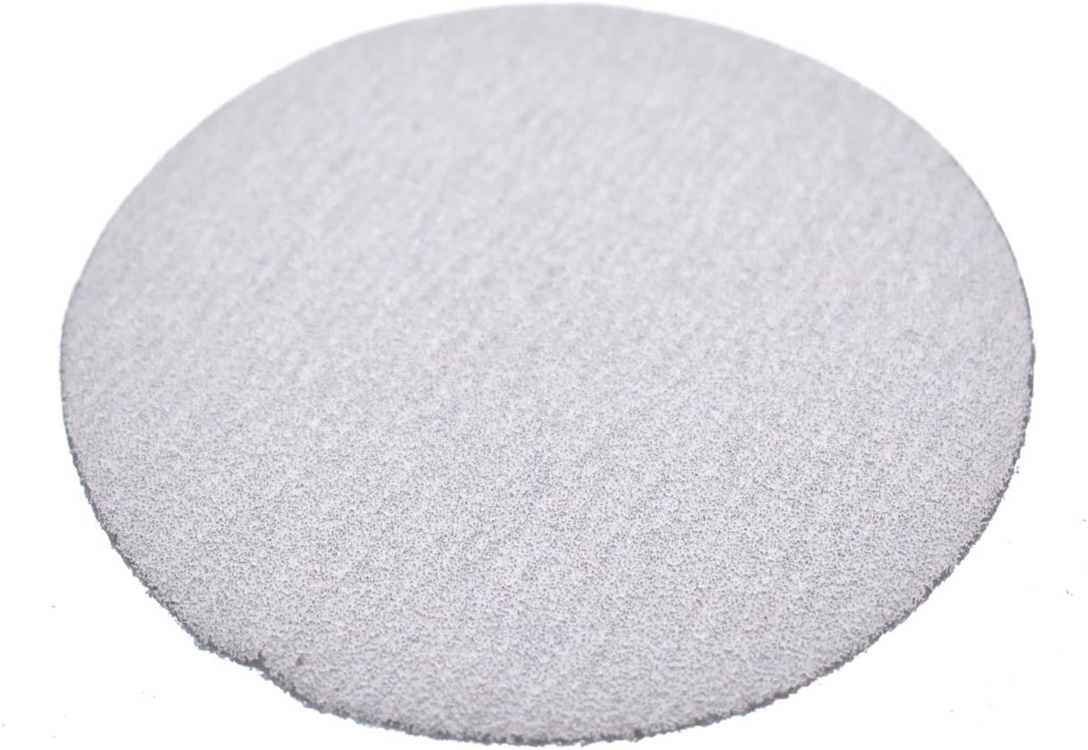 Supermotorparts 5 inch Max 75% OFF 2021new shipping free 125mm 80 Disc Sander Sanding Polishi Grit