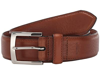 Shinola Detroit 1 1/2 Bedrock Belt (Bourbon) Men