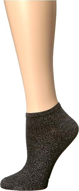 Shiny Sneaker Sock