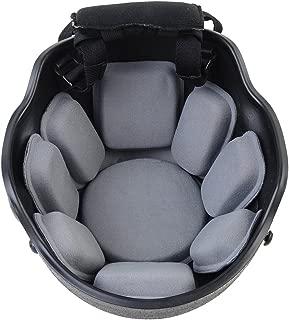 inside football helmet pads