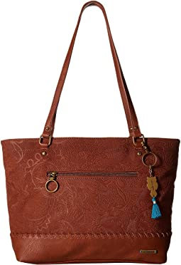 Arcadia Brynn Medium Satchel