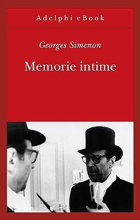 Memorie intime: Seguite dal Libro di Marie-Jo (Gli Adelphi Vol. 359)