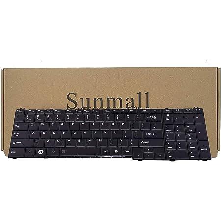 Laptop US Keyboard for Toshiba Satellite L850D P850 L855 L855D L870 L870D C850 C855 C855D US White Laptop Keyboard NSK-TVBSU