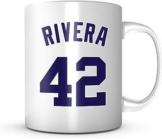 Mariano Rivera Mug - New York Baseball Legend 11 oz Coffee Cup