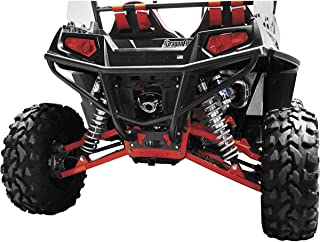 Dragonfire Racing 01-1110 RacePace Rear Bumper for 2014-17 RZR XP 1000- Black